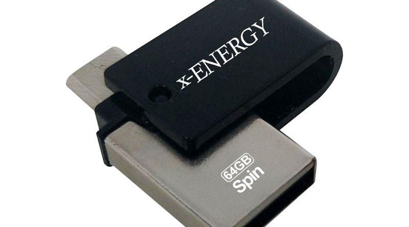 Spin USB 2.0